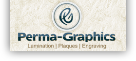 The Premier Engraving Company | Laminated & Custom Plaques, Laser Engraving, & More! | Perma Graphics